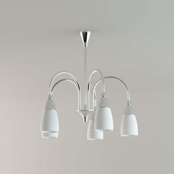 ceiling lamp 3d lwo