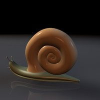 common garden snail 3ds free