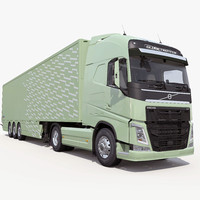 VOLVO FH (2013) Globetrotter XL
