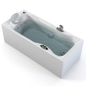 jacuzzi thay hydromassage max