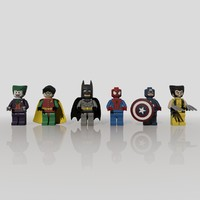 Lego Figure Set