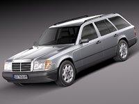 Mercedes-Benz E-class W124 Kombi