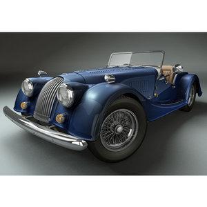classic car 3d x