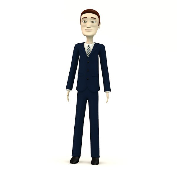 tom suit 3d 3ds