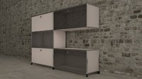 3ds usm modular furnitures