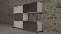3ds usm modular furnitures