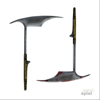 maya philippine headhunter axe
