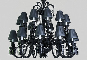 max baccarat zenith chandelier