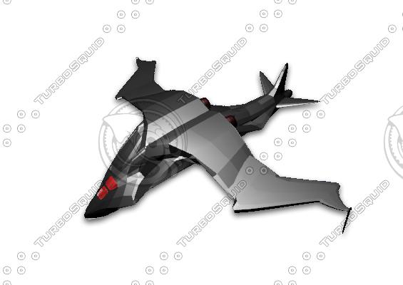 3dsmax stealth bat