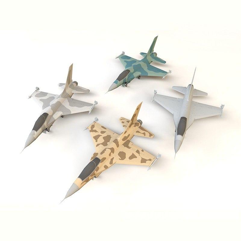 f-16 plane games 3d max