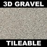gravel obj