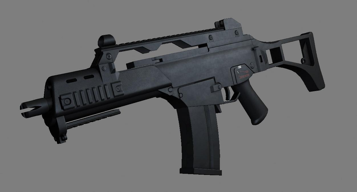 max g36c g36