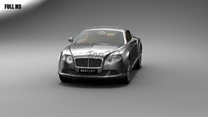 max bentley gtc speed