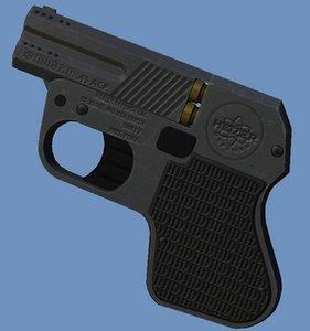 obj heizer doubletap pistol