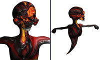 Lava Ghoul