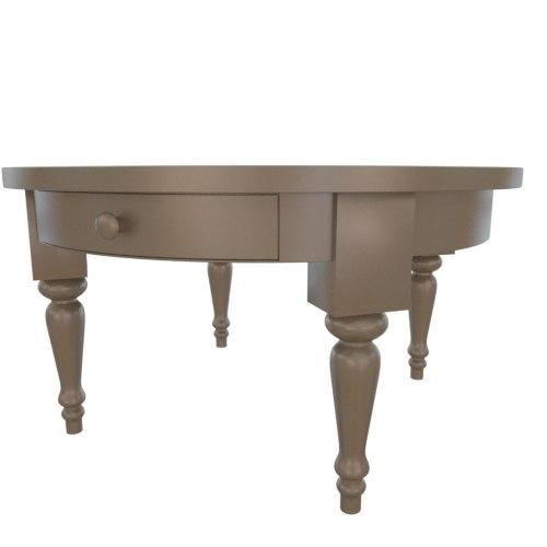 3d ikea isala table model