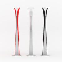 cadmo artemide lamp 3d 3ds