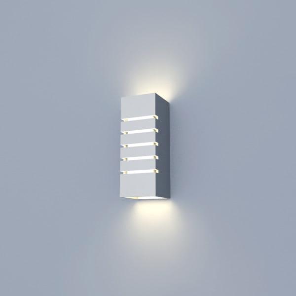 3d model interior wall lamp light