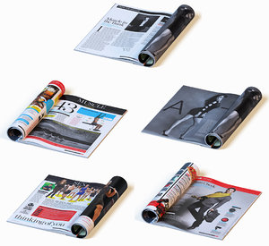 magazine book max
