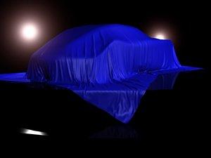 veil car 3d model