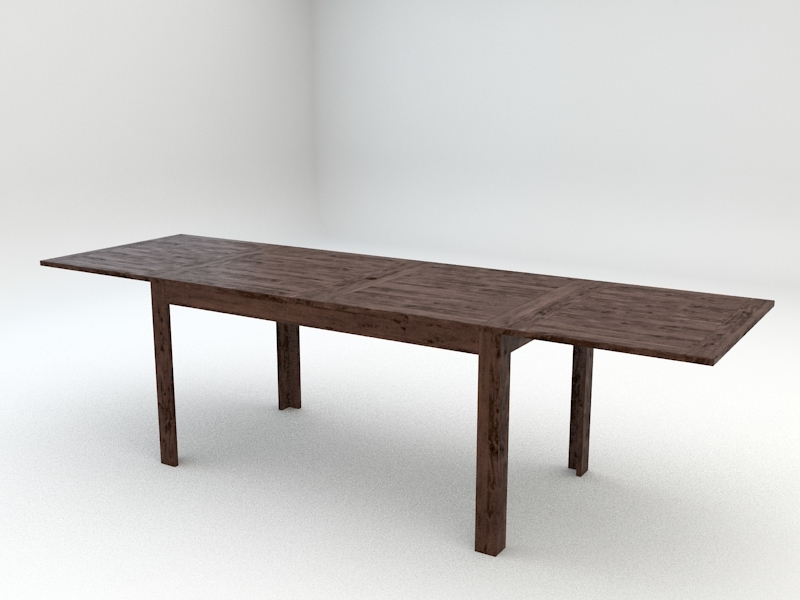 Ikea Laro Drop Leaf Table