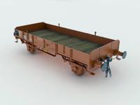 wagon magnus HO