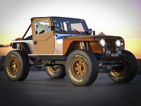 Jeep Cj 7 Crawler KOH