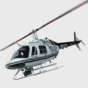 Bell 206 Jetranger San Diego Police