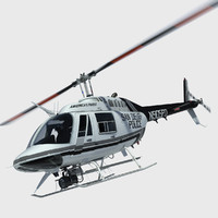 3ds max bell helicopter san diego