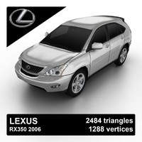 Lexus RX350 2006
