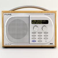 Pure Evoke 1S Radio
