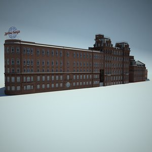 3ds max red october complex