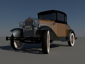 old classic car 1930 max