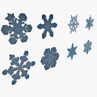 Snowflakes Collection 3