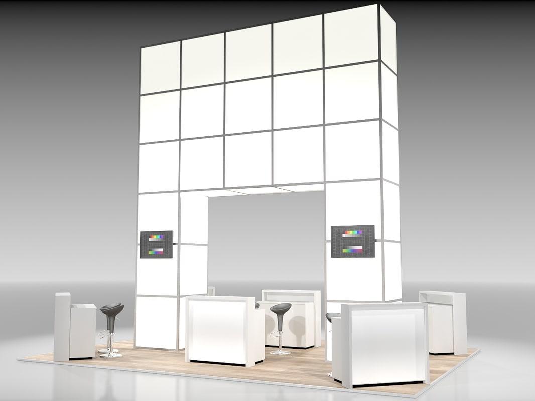 exhibition stand portal max