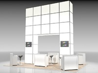 Exhibition Stand Portal