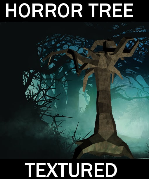 free 3ds mode tree horror