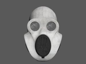 3d russian pbf gasmask