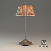 leaves table lamp max free