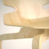 3d artek lento chair