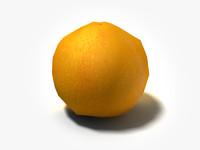 orange 3d 3ds