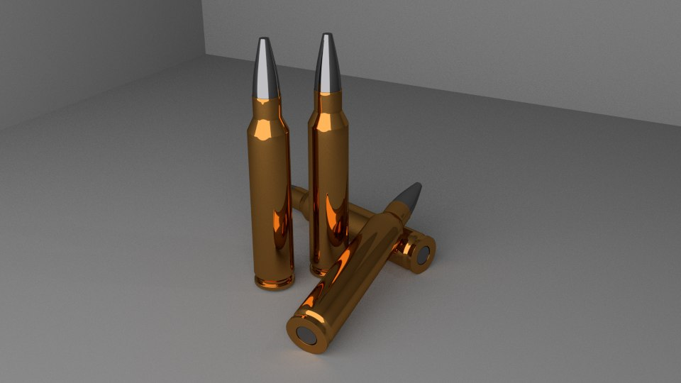 223 bullet 3ds free