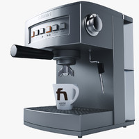 3d cuisinart em200u coffee machine model
