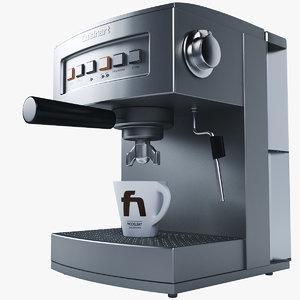 3d cuisinart em200u coffee machine model