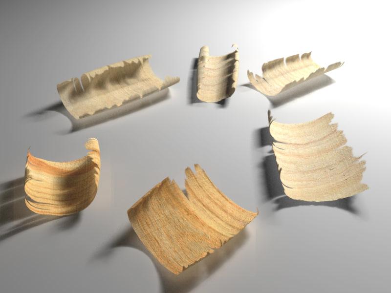 maya chips woodchips wood