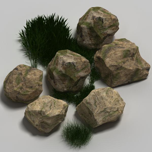 plant rock max