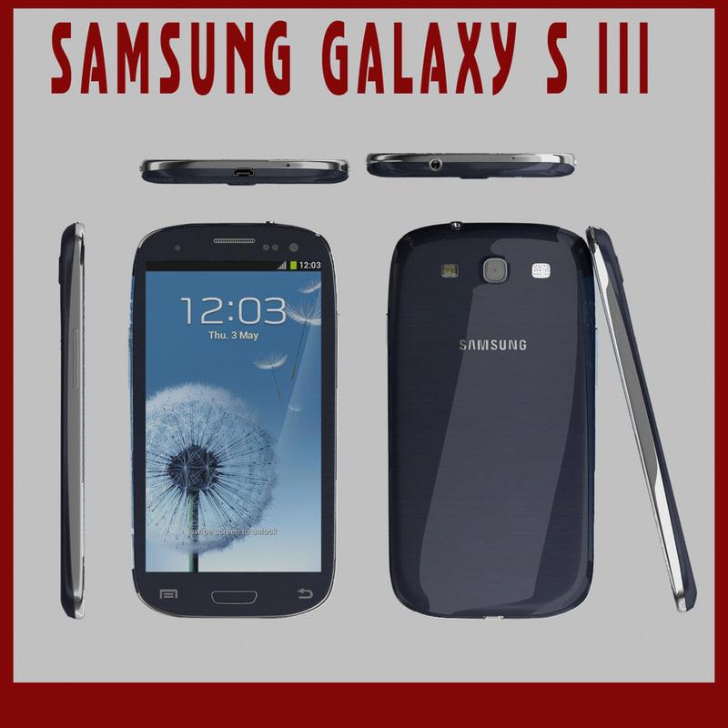 3d samsung galaxy