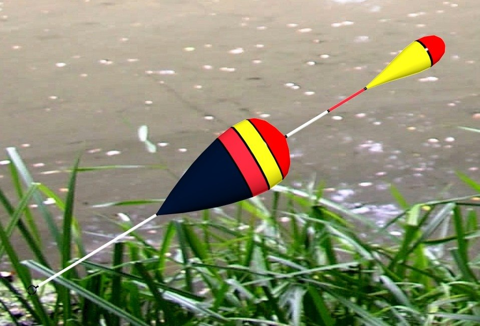 fishing float 3d model