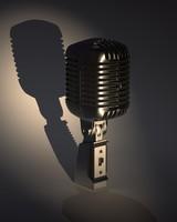 Microphone Shure 55SH
