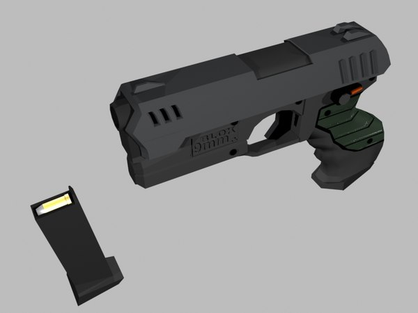 free max model pistola colapso